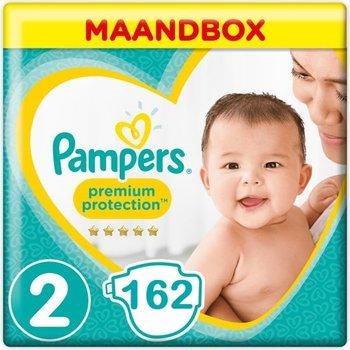 Pampers Premium Protection Maat 2 - 162 Luiers Maandbox XL