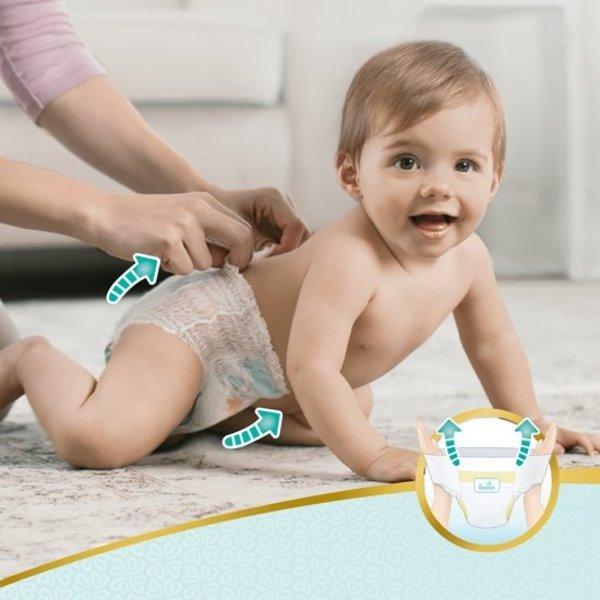 Pampers Pampers Premium Protection Pants Voordeelverpakking Maat 4 - 45 Luierbroekjes