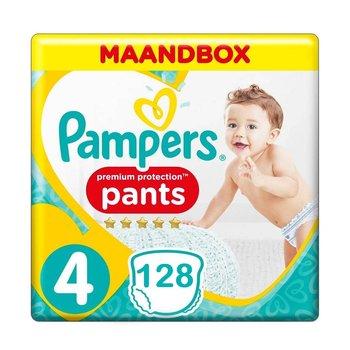 Pampers Premium Protection Pants Maat 4  - 128 Luierbroekjes Maandbox