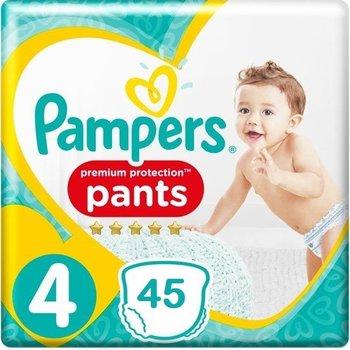 Pampers Premium Protection Pants Voordeelverpakking Maat 4 - 45 Luierbroekjes