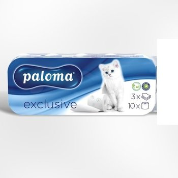 Paloma Toiletpapier 3 Laags - 8 Rollen