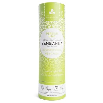 Ben & Anna Deodorant 60 gram Push Up Persian Lime