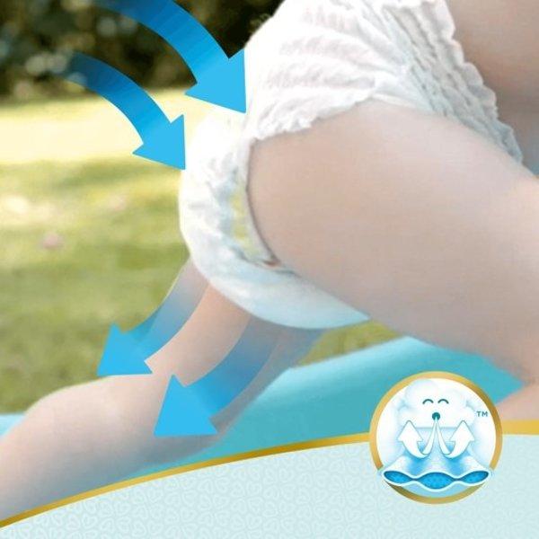 Pampers Pampers Premium Protection Pants Maat 6 - 148 Luierbroekjes Maandbox