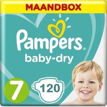 Pampers Baby Dry Maandbox Maat 7 - 120 Luiers