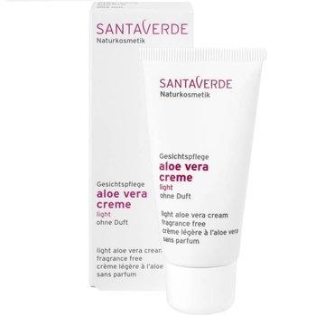 Santaverde Dagcrème 30 ml Aloe Vera Cream Light Zonder Parfum