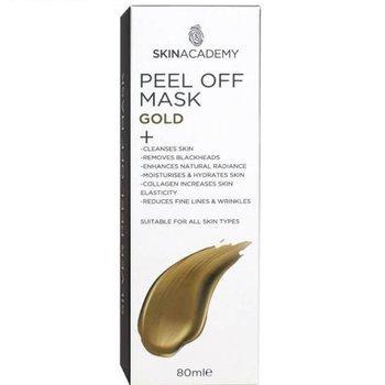 Skin Academy Gezichtsmasker 80 ml Peel Off Gold