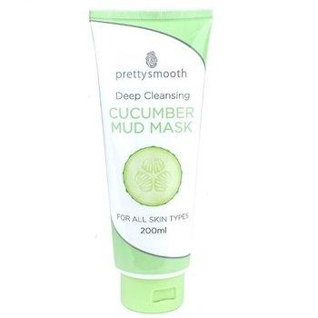 Pretty Smooth Gezichtsmasker 200 ml Modder Masker Cucumber