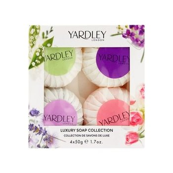 Yardley London Zeep 4 x 50 gram  ZeepMixed