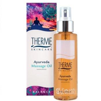 Therme Massage Oil 125 ml Ayurveda