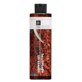 Bodyfarm Douchegel 250 ml Sandalwood