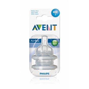 Philips Avent Zuigfles Spenen  - 3 mnd+