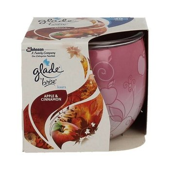 Glade by Brise Candle Decor Apple & Cinnamon