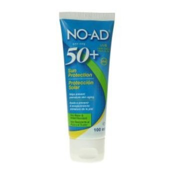 NO-AD Zonnebrand Lotion 100ml SPF50+