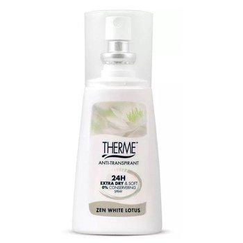Therme Anti-Transpirant Zen White Lotus - 75 ml - Deodorant