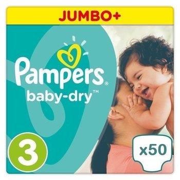 Pampers Baby Dry maat 3 - 50 luiers