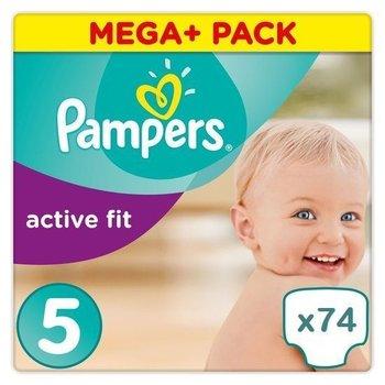 Pampers Active fit maat 5 - 74 luiers