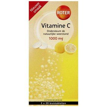 Roter Vitamine C Extra Citroen - 40 bruistabletten