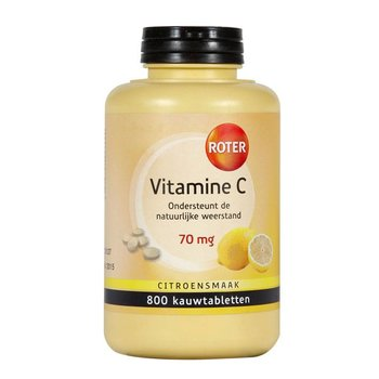 Roter Vitamine C Citroen - 800 kauwtabletten