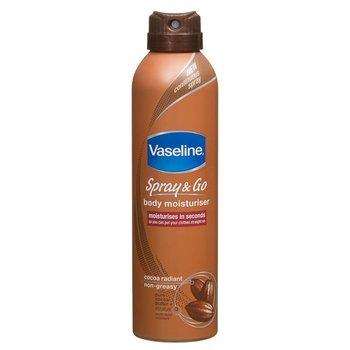 Vaseline Lotion Spray 190 ml Cocoa