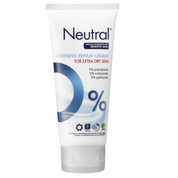 Neutral 0% Intensive Repair Parfumvrij - 100 ml - Bodycrème