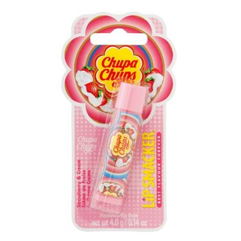 Lip Smacker Chupa Chups LipBalm Strawberry&Cream
