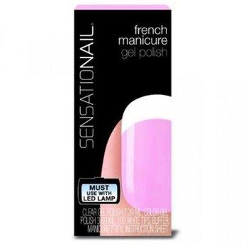Sensationail French Manicure Sheer Pink - Gel Nagellak
