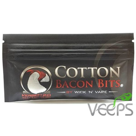 Wick 'N' Vape Cotton Bacon Bits 2.0 - 2 gram