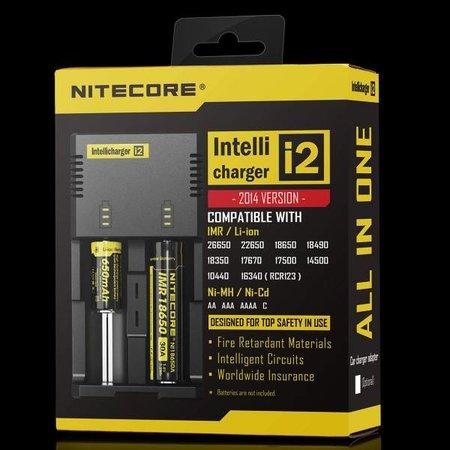 Nitecore Nitecore Intellicharger New i2 batterij oplader