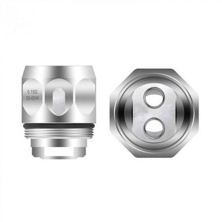 Vaporesso Vaporesso GT4 Core 0.15 Ω Ohm Clapton Coils - Per 3 stuks