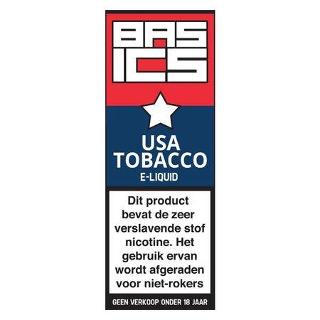 Basics Basics USA Tobacco