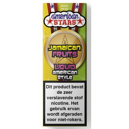 American Stars Flavourtec American Stars-Jamaican Fruits