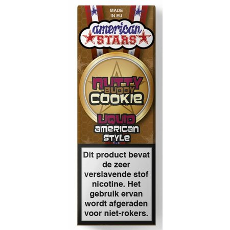 American Stars Flavourtec American Stars Nutty Buddy Cookie