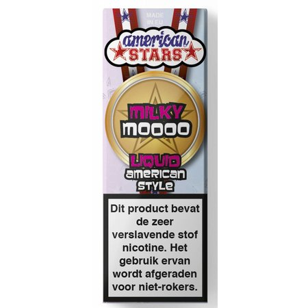 American Stars Flavourtec American Stars Milky Moooo