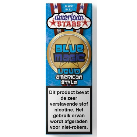 American Stars Flavourtec American Stars Blue Magic