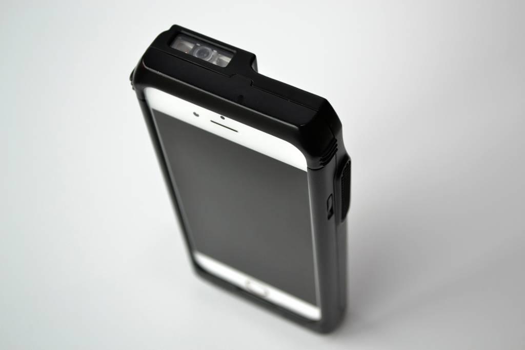 Linea Pro 7i 2D-Opticon BT RFID - iPhone 8
