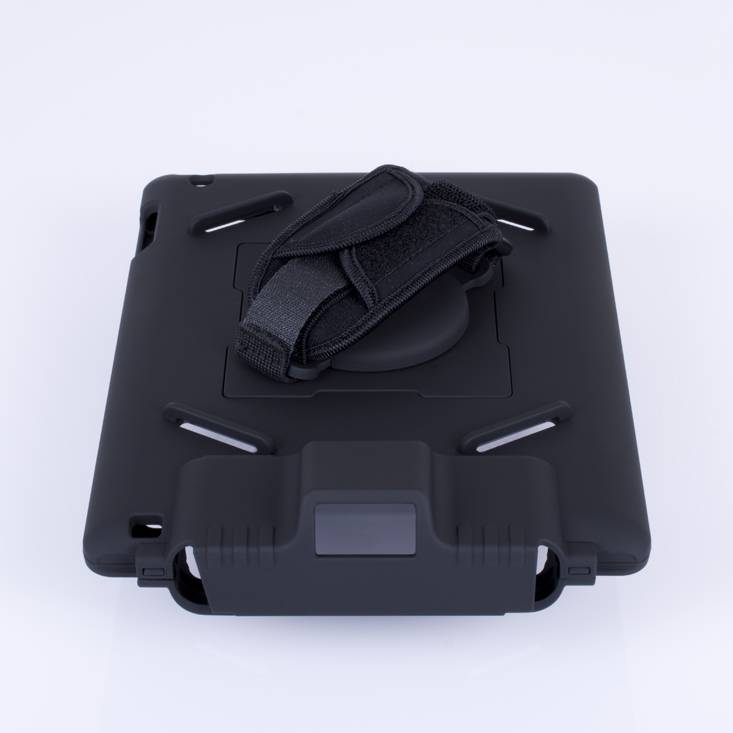Rotating Grip-Dome for Lightweight Case for iPad
