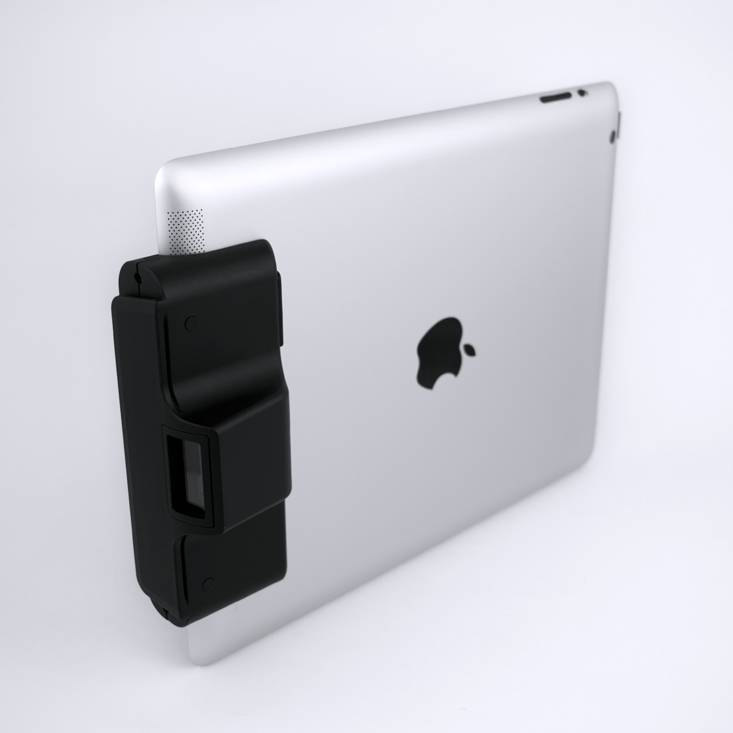 Linea Tab 2 MS 2D BT RFID - iPad 2