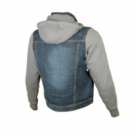 Booster Denim hoodie men