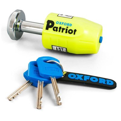 Oxford-collection Patriot disc lock