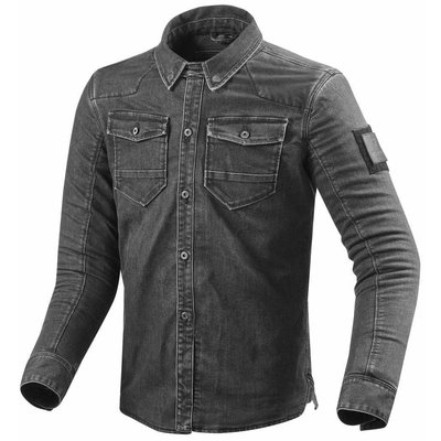 REV'IT SAMPLES-collection Overshirt Hudson