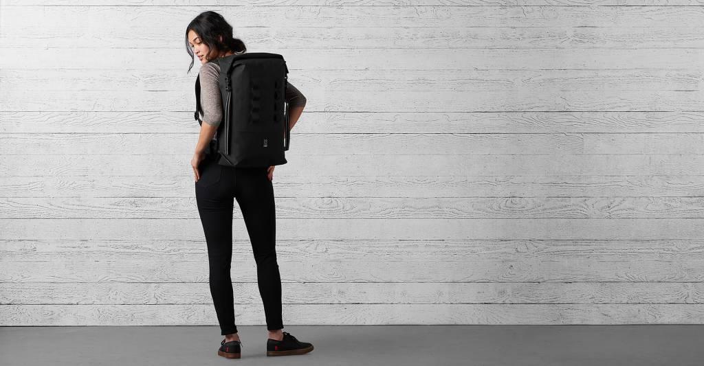 57c0bb0315 Chrome Industries - Urban EX 28 liter backpack - Biker Outfit