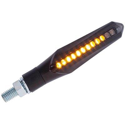 IXS X Led knipperlichten ALU IND 70