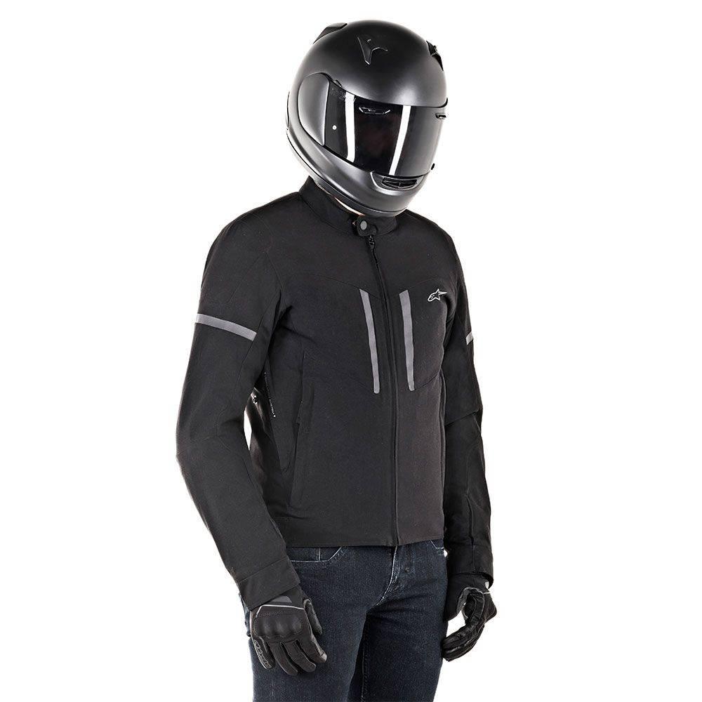 Alpinestars Motorcycle Jacket >> Alpinestars Maxim Wp Motorcycle Jacket Biker Outfit