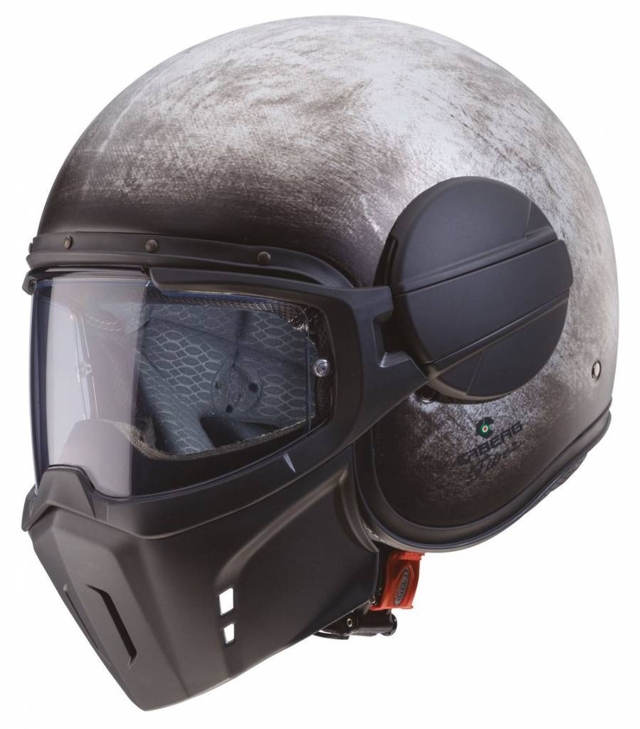 Caberg - Ghost Iron   Rusted - Biker Outfit b76a713cbf9d1