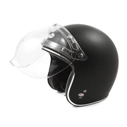 Bihr Flip-up adapter bubble vizier