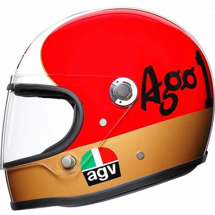 AGV X3000 Ago 1