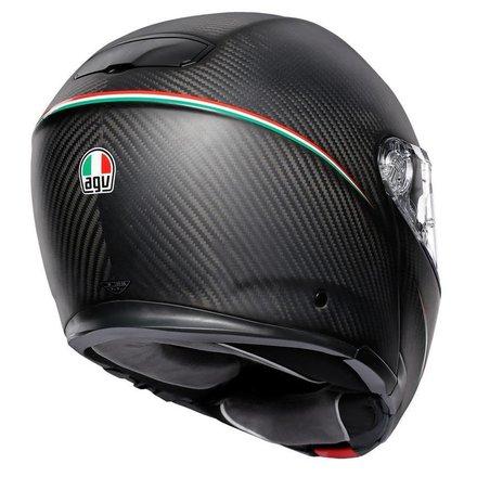 AGV Sportmodular Carbon Tricolore
