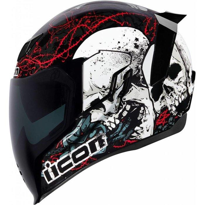 Icon 1000 Airflite Skull