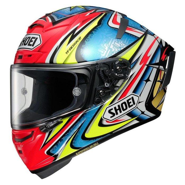 Shoei X-Spirit 3 Racing
