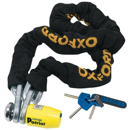 Oxford Patriot chain lock 1.5M